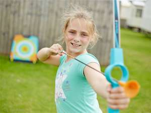 Kid's Entertainment | North Wales Caravans