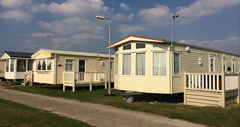 Holidays on Static Caravan Parks in North Wales