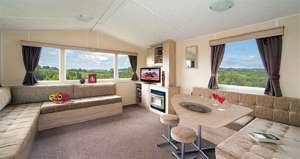 Linden Static Caravan | North Wales Caravans