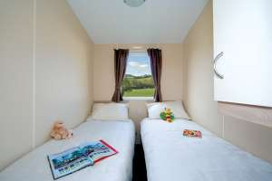 Linden Static Caravan Interior | North Wales Caravans