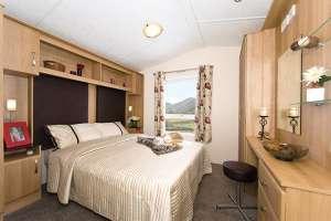 Mulberry Static Caravan Interior | North Wales Caravans