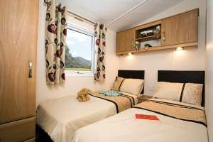 Mulberry Static Caravan Interior | North Wales Caravans