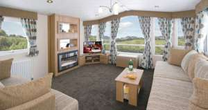 Willow Static Caravan | North Wales Caravans