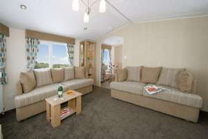 Willow Static Caravan Interior | North Wales Caravans