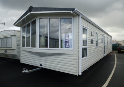 Static Caravan Insulation | North Wales Caravans