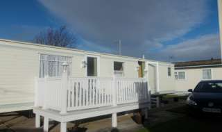 Sited Static Caravans for Sale in North Wales