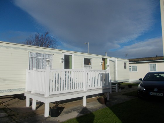Sited Static Caravans | North Wales Caravans