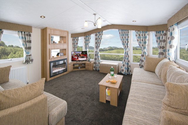 Europa Willow Static Caravan | North Wales Caravans