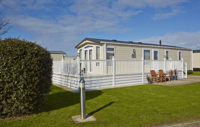 Setting the price for Static Caravan rentals