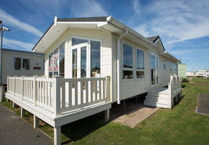 Static Caravan upgrade