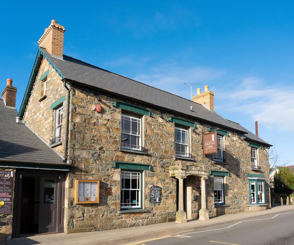 wales pub